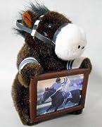 ヒシアマゾン 第45回 阪神3歳牝馬S アバンティー AVANTI ぬいぐるみです