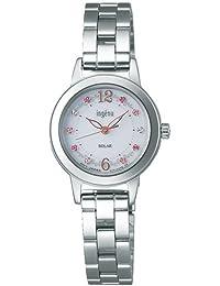 [アンジェーヌ]ingenu 腕時計 ingenu クリスマス限定800本 ソーラー グラデーションスワロフスキー AHJD713 レディース