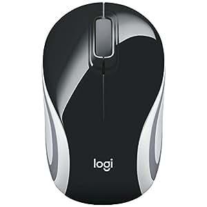 Logicool ロジクール M187rBK ワイヤレスマウス 無線 ミニマウス 超小型 M187r ブラック 国内正規品 3年間無償保証