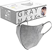 不織布 マスク 立体3Dマスク 個包装 30枚入り 3 層構造 使い捨て 平ゴム 個包装