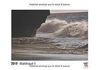 Martinique II 2019 - Édition blanche - Calendrier mural Timokrates, calendrier photo, calendrier photo - DIN A3 (42 x 30 cm)