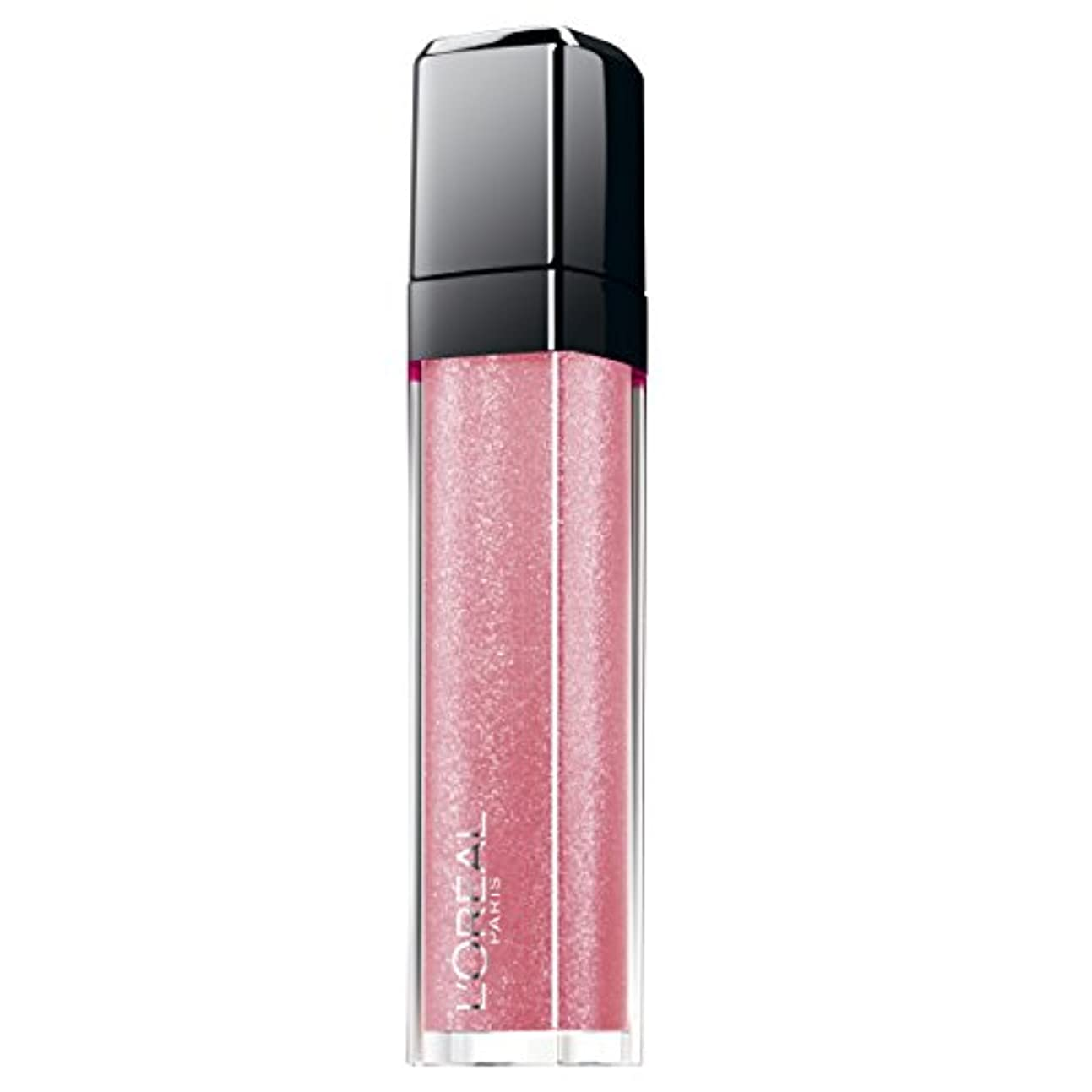 瞑想規制するパノラマ(505 Never Let Me Go) - L'Oreal Paris Infallible Lip Gloss 505 Never Let Me Go