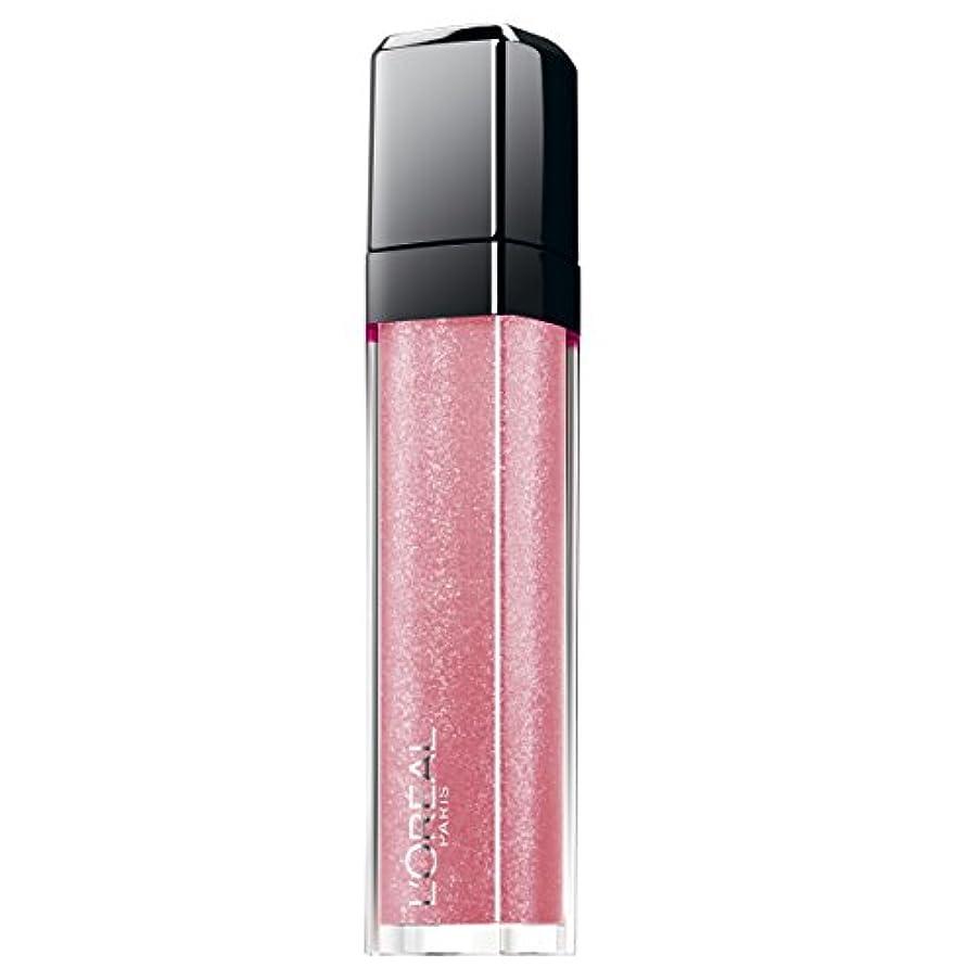 テープ下位迫害(505 Never Let Me Go) - L'Oreal Paris Infallible Lip Gloss 505 Never Let Me Go