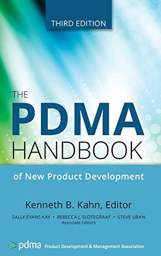 Download The PDMA Handbook of New Product Development 0470648201