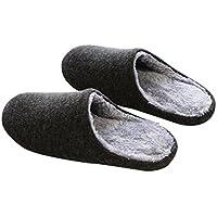 Vinvo メンズ レディース あったか スリッパ ルームシューズ 室内履き専用 冬専用 ぽかぽか