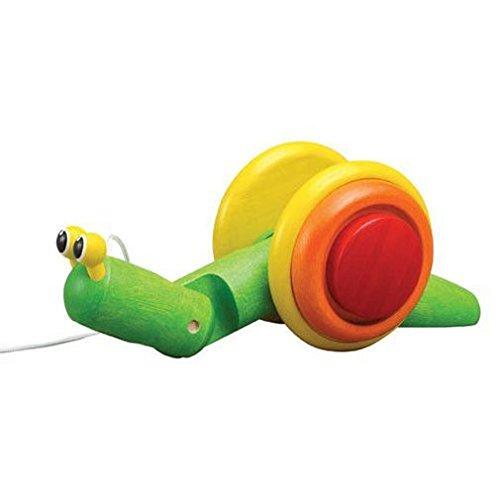 木のおもちゃ スネイル