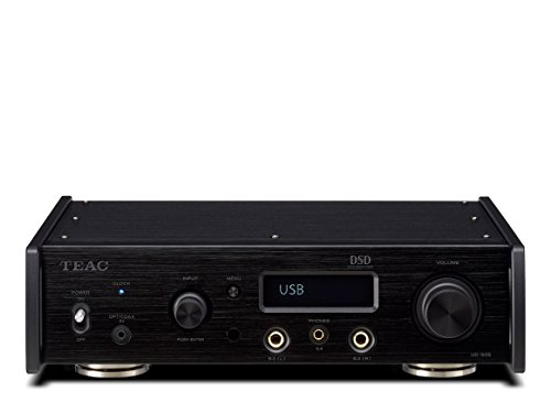 ティアック USB DAC/ヘッドホンアンプ(ブラック)TEAC UD-505-B