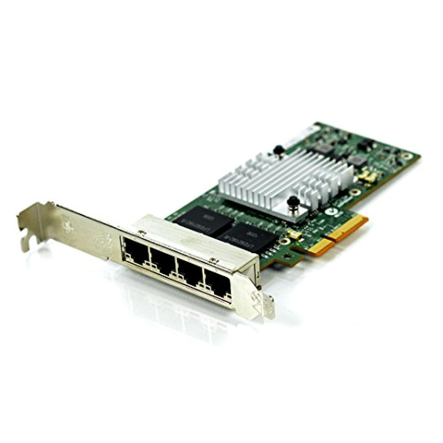 アノイ矛盾する三番HP NC365T 4ポートEthernetサーバーアダプタ 593722-B21 593743-001