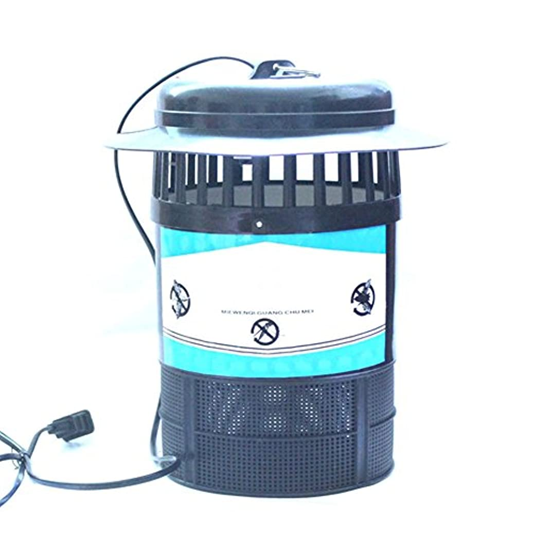 エイリアン打倒リップLIXIONG 蚊ランプ 吸入タイプ 光触媒 ミュート 家庭 省エネ 物理的な蚊の制御、 25×28.5センチメートル