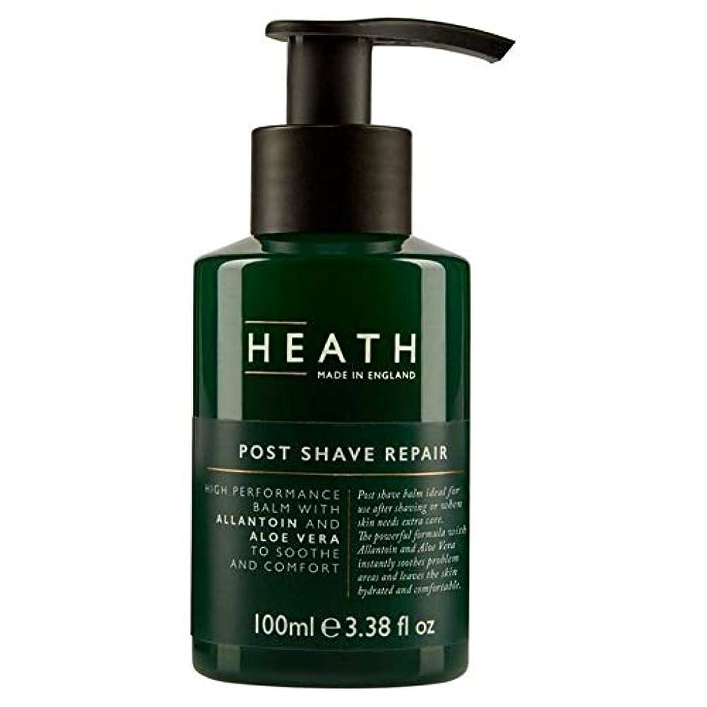[Heath] ヒースポストシェーブリペア100ミリリットル - Heath Post Shave Repair 100ml [並行輸入品]
