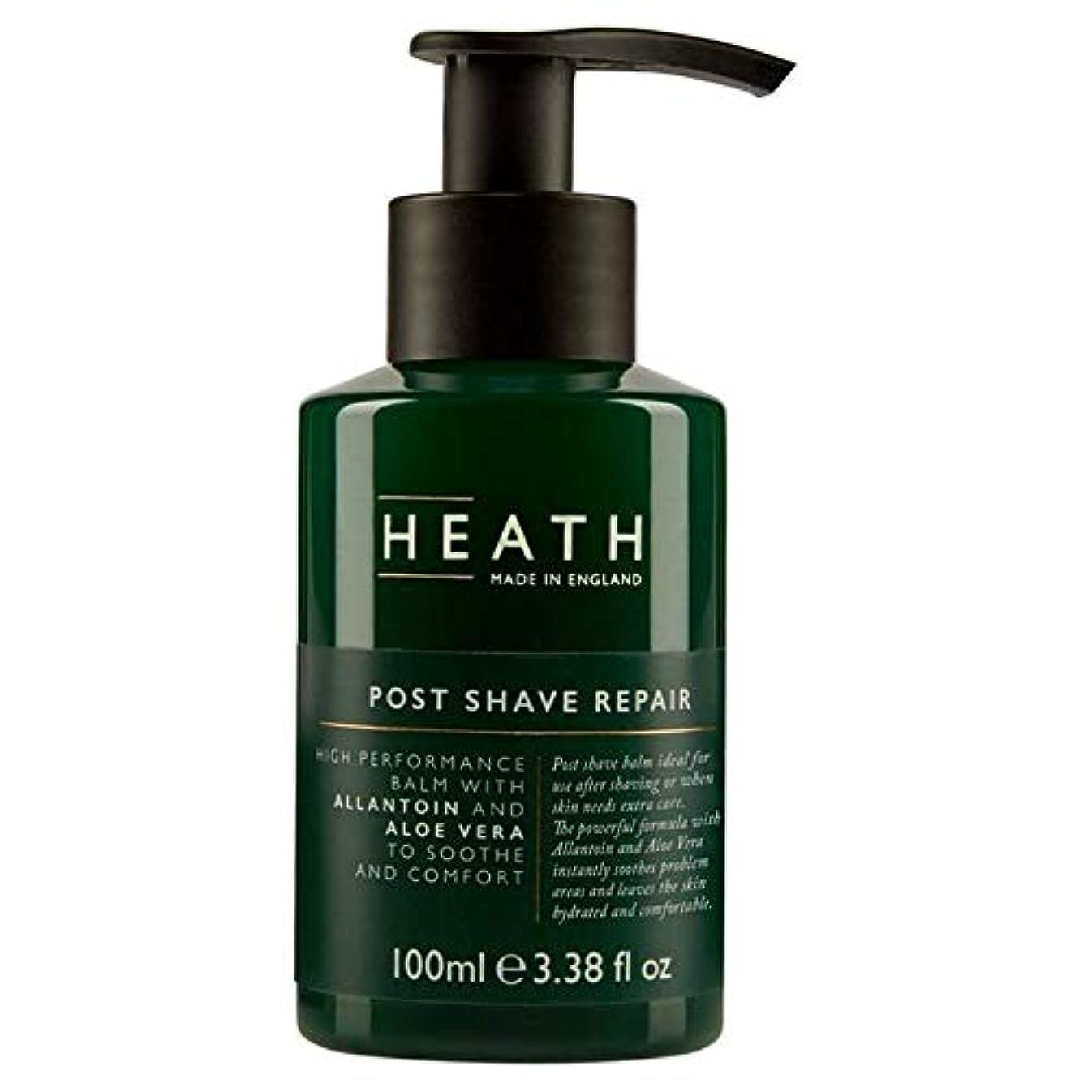 ポンド建築家レインコート[Heath] ヒースポストシェーブリペア100ミリリットル - Heath Post Shave Repair 100ml [並行輸入品]