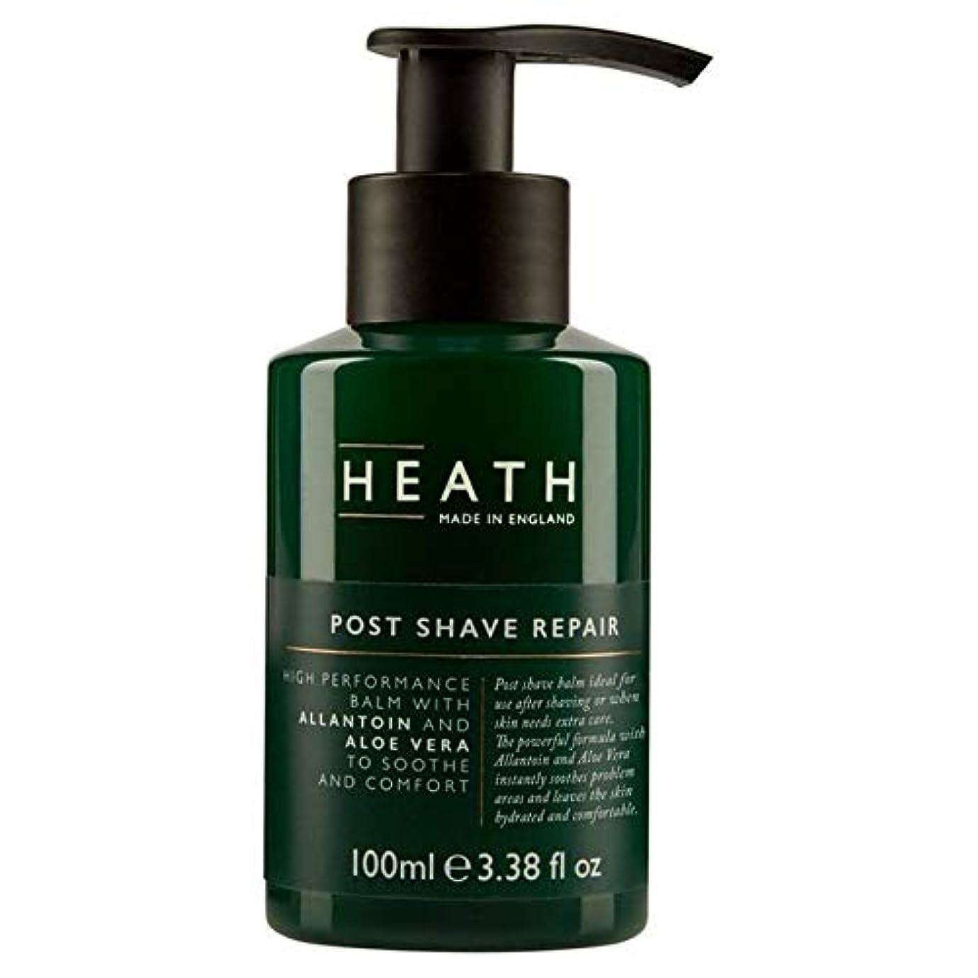 存在する店主失速[Heath] ヒースポストシェーブリペア100ミリリットル - Heath Post Shave Repair 100ml [並行輸入品]