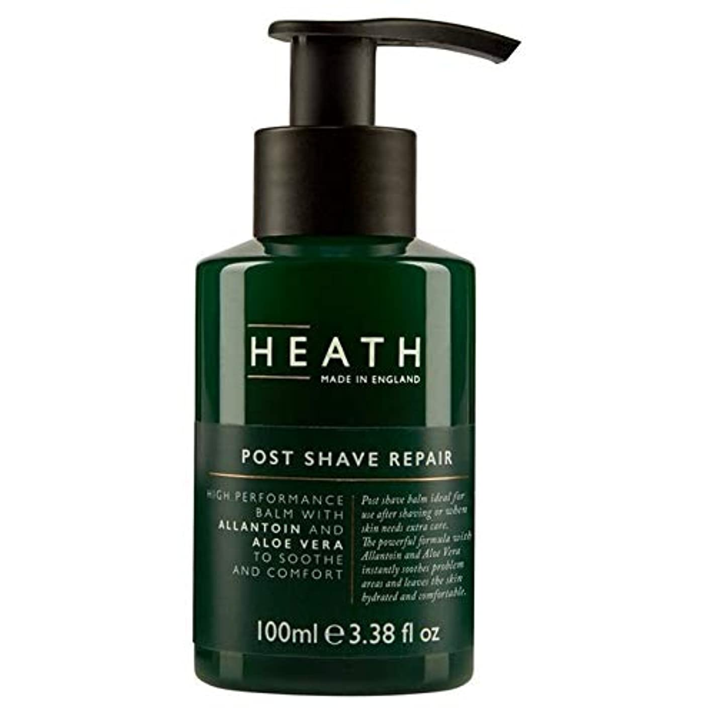 政治的マージ慣れている[Heath] ヒースポストシェーブリペア100ミリリットル - Heath Post Shave Repair 100ml [並行輸入品]