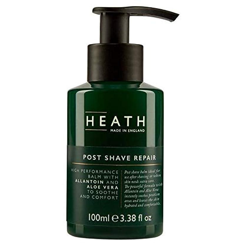 かまど獲物してはいけない[Heath] ヒースポストシェーブリペア100ミリリットル - Heath Post Shave Repair 100ml [並行輸入品]