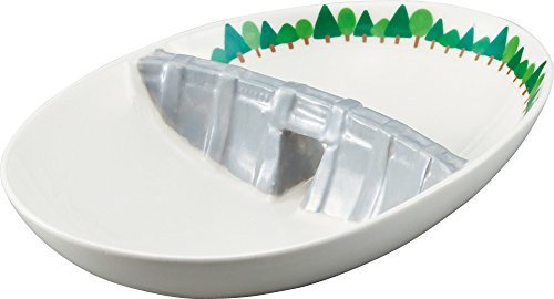 おもしろ食器 ダム カレー皿 SAN2625
