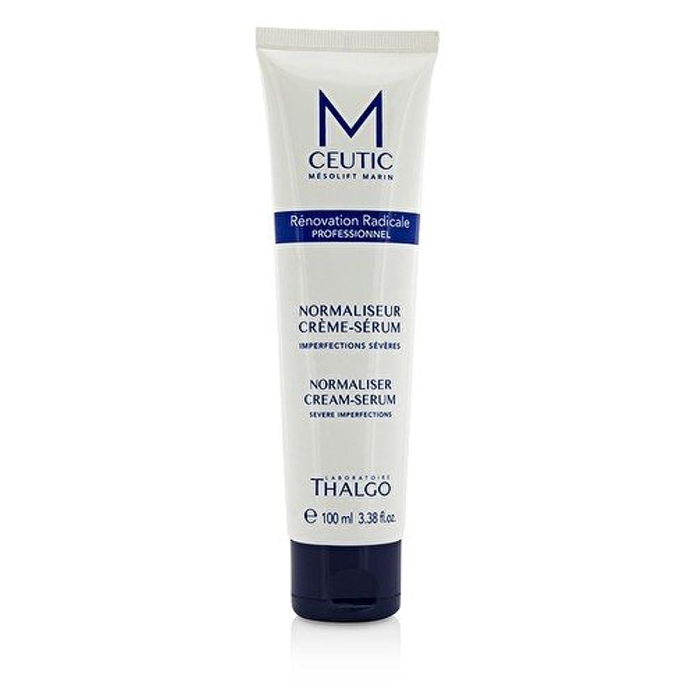 タルゴ MCEUTIC Normalizer Cream-Serum - Salon Size 100ml/3.38oz並行輸入品