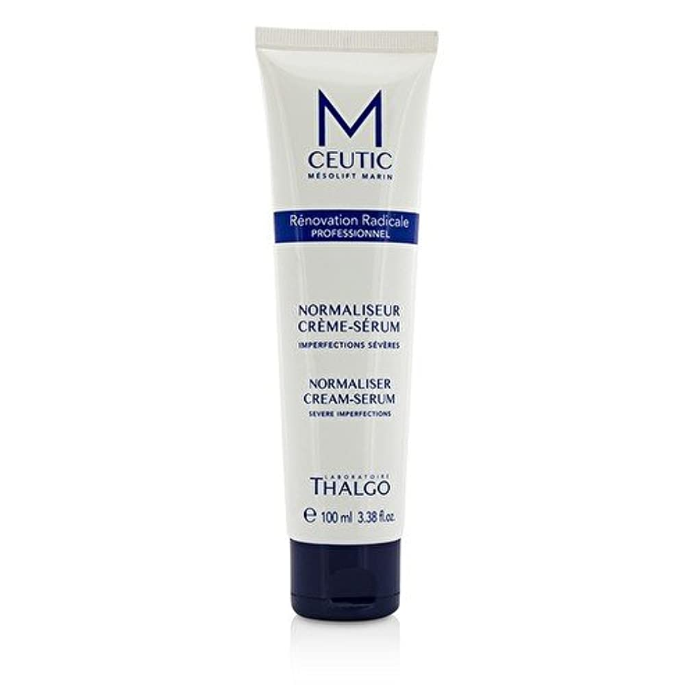 競争力のあるさせる丁寧タルゴ MCEUTIC Normalizer Cream-Serum - Salon Size 100ml/3.38oz並行輸入品