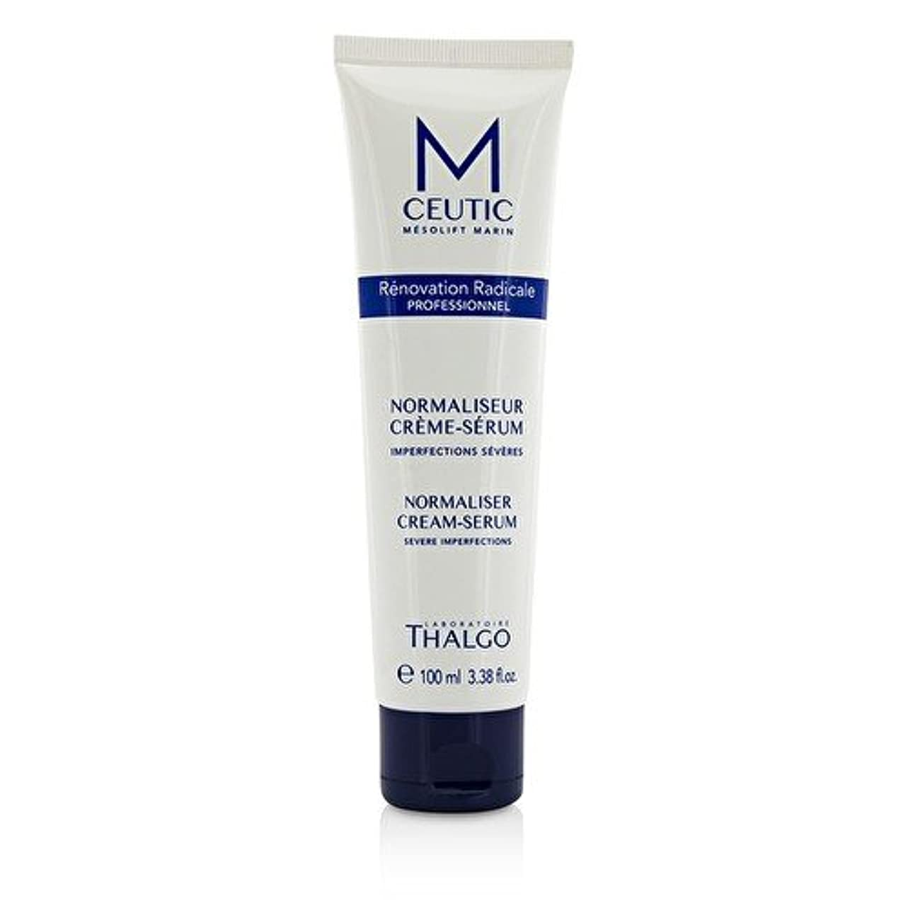 お互い振り子噂タルゴ MCEUTIC Normalizer Cream-Serum - Salon Size 100ml/3.38oz並行輸入品