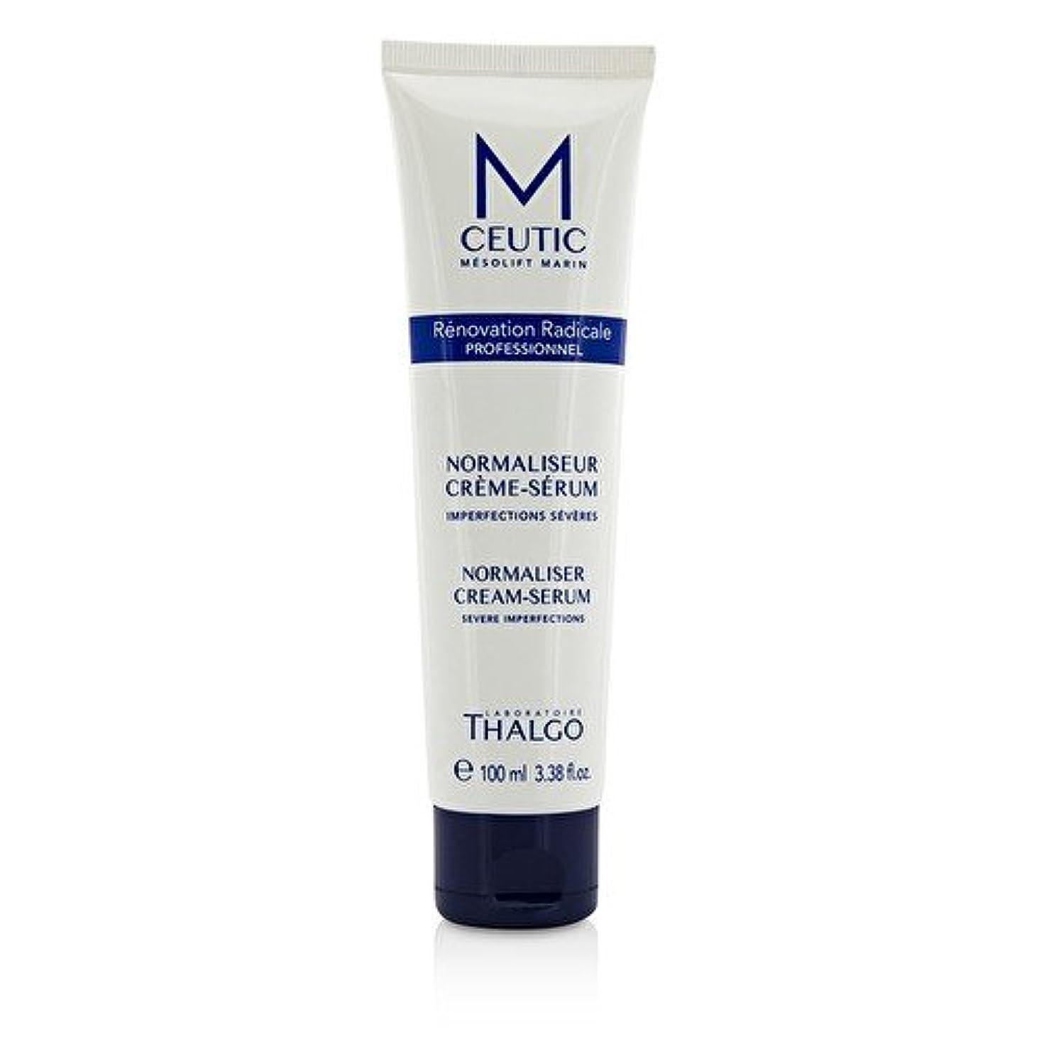 メタルライン国民文房具タルゴ MCEUTIC Normalizer Cream-Serum - Salon Size 100ml/3.38oz並行輸入品