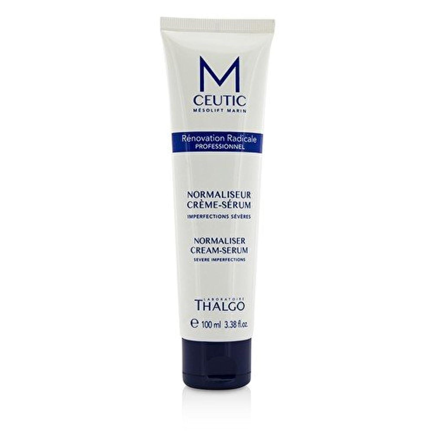 誇りに思うルアーレイプタルゴ MCEUTIC Normalizer Cream-Serum - Salon Size 100ml/3.38oz並行輸入品