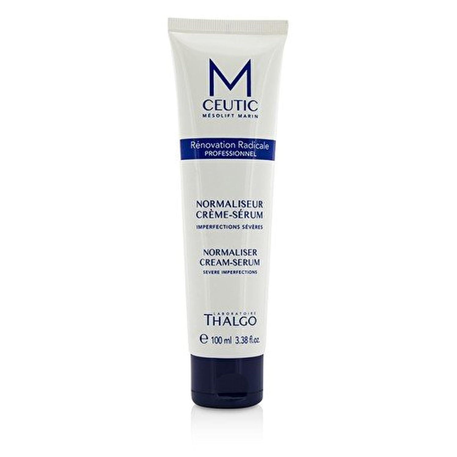 歯科医プロテスタントはいタルゴ MCEUTIC Normalizer Cream-Serum - Salon Size 100ml/3.38oz並行輸入品