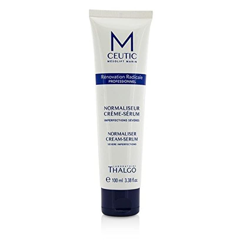 文句を言う前奏曲四面体タルゴ MCEUTIC Normalizer Cream-Serum - Salon Size 100ml/3.38oz並行輸入品