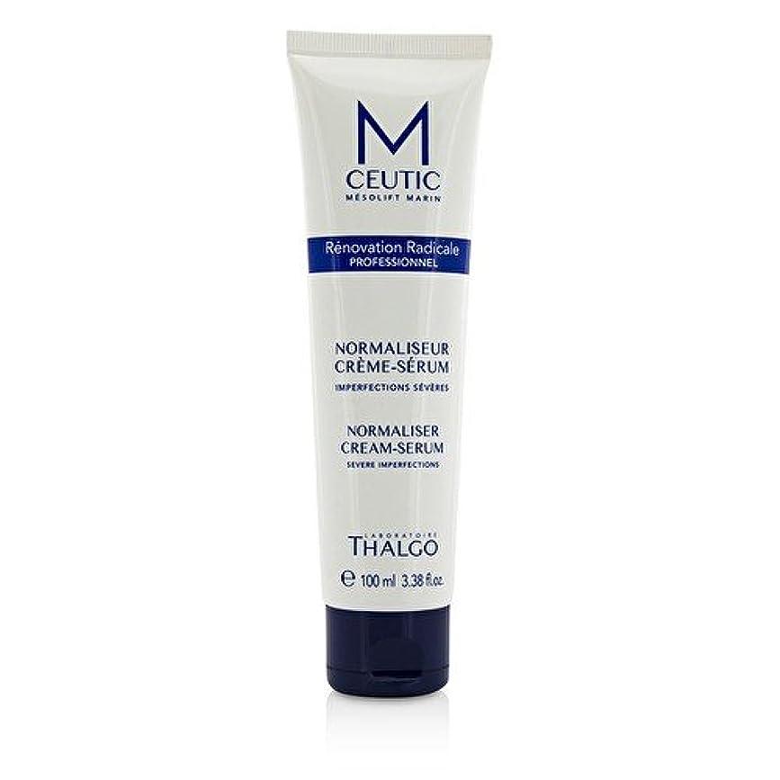 咽頭行方不明パイントタルゴ MCEUTIC Normalizer Cream-Serum - Salon Size 100ml/3.38oz並行輸入品
