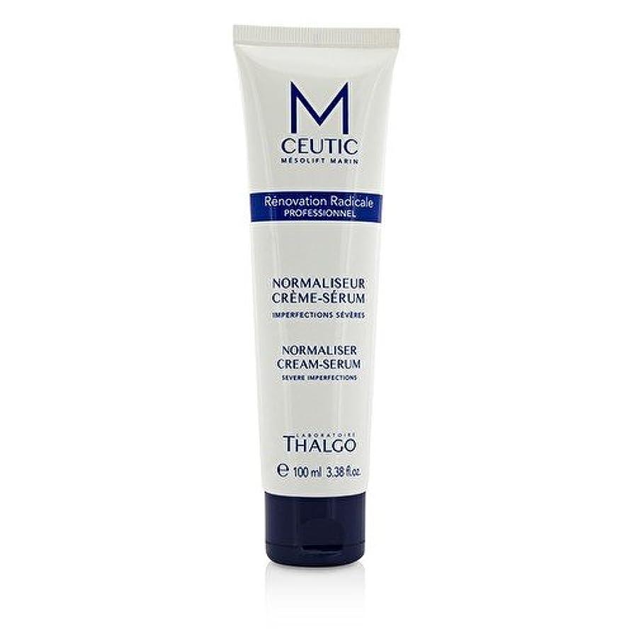 所有権シリアルスリッパタルゴ MCEUTIC Normalizer Cream-Serum - Salon Size 100ml/3.38oz並行輸入品