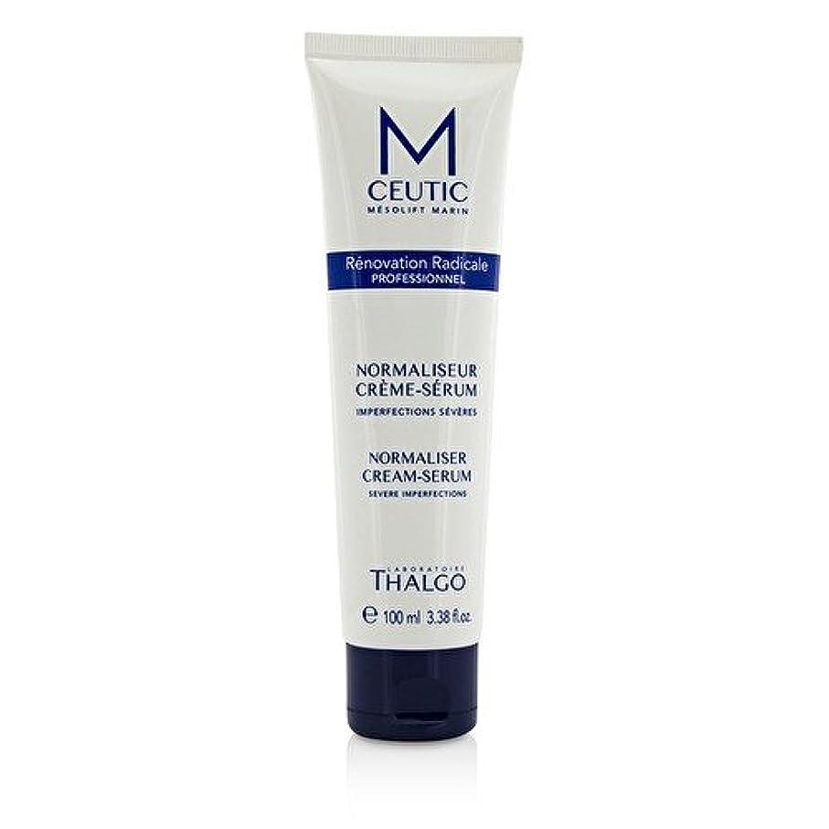ヘビギネス勘違いするタルゴ MCEUTIC Normalizer Cream-Serum - Salon Size 100ml/3.38oz並行輸入品