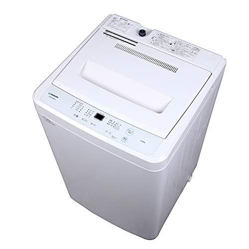 全自動 洗濯機 5.5kg マクスゼン 一人暮らし チャイル...