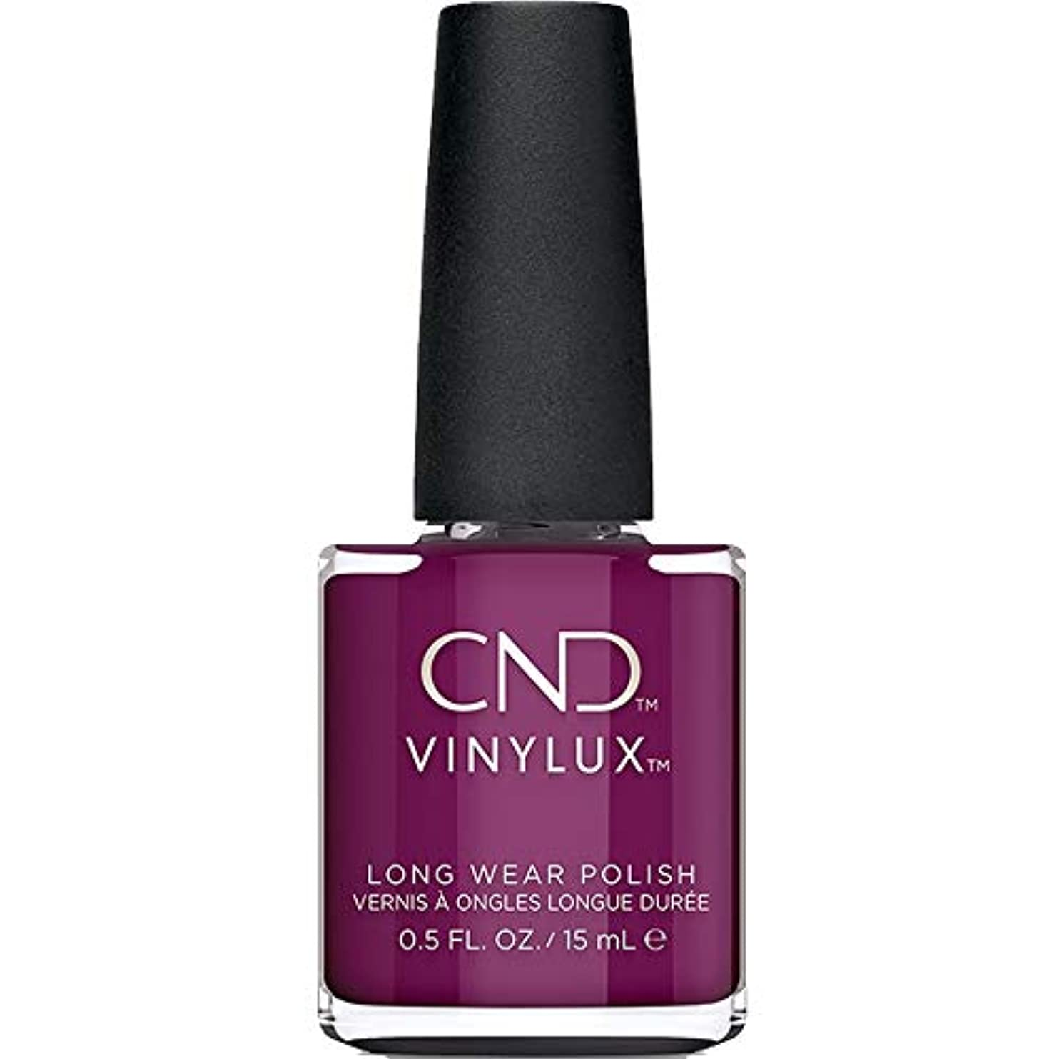 嫌がらせ権限レインコートCND Vinylux - Treasured Moments Fall 2019 Collection - Secret Diary - 0.5oz / 15ml