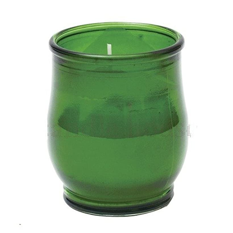 と呼び出す絶対のポシェ(非常用コップローソク) 「 グリーン 」