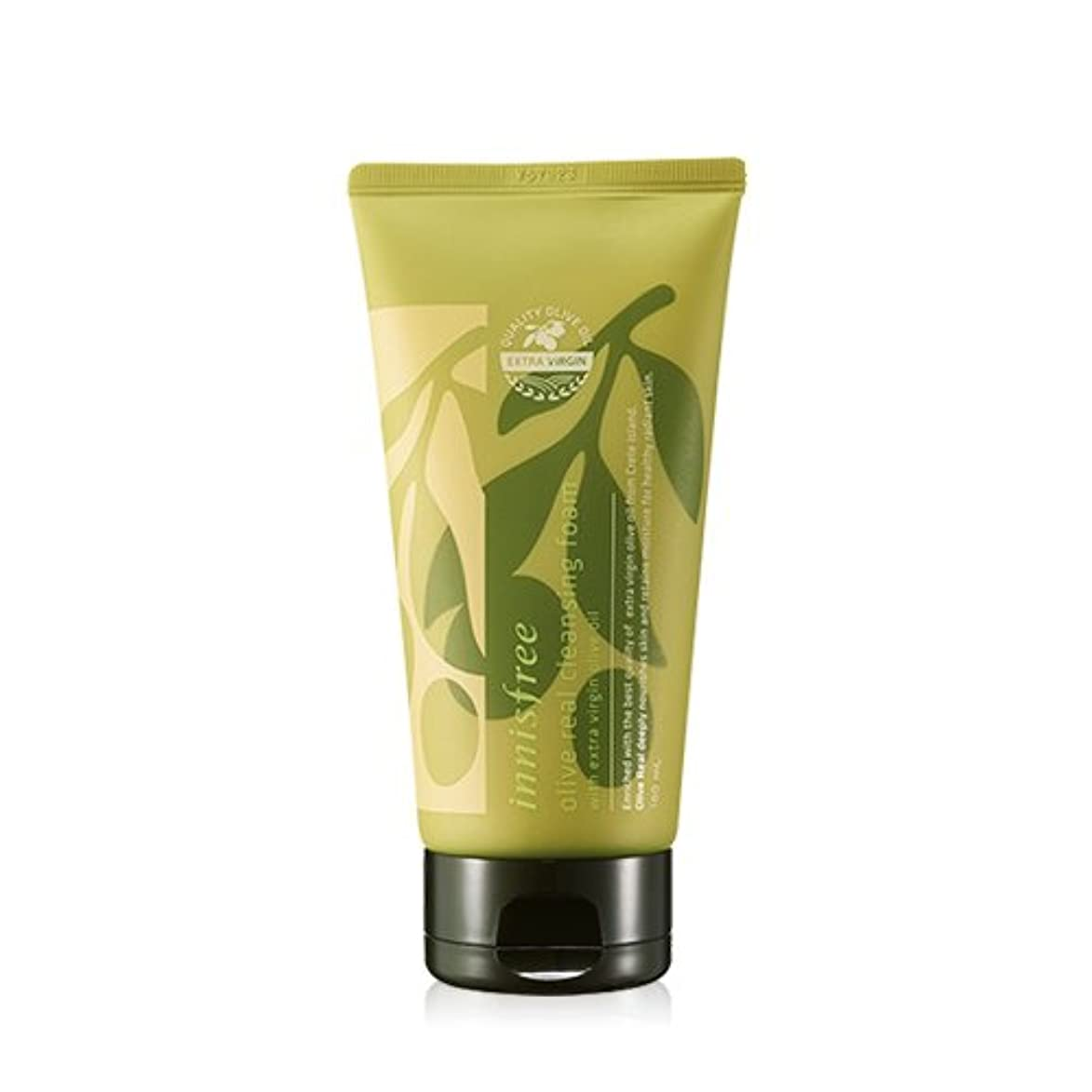 ハードリングレンダーファンブル(3 Pack) INNISFREE Olive Real Cleansing Foam 150ml (並行輸入品)