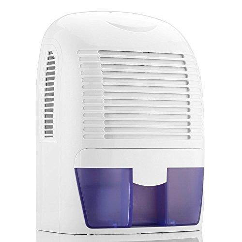 hysure 大容量除湿機 カビ/梅雨/結露対策 消臭・抗菌効果 省エネ 静音 1500ML除湿機どこでも置ける