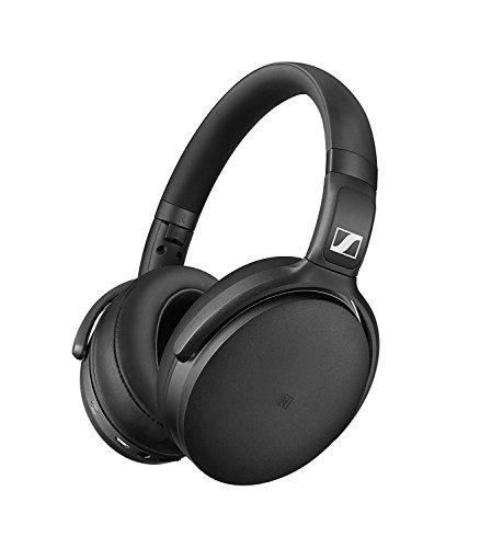 【Amazon.co.jp限定】ゼンハイザー ワイヤレス ノイズキャンセリング ヘッドホン 密閉型/NFC・Bluetooth対応/aptX/マルチペアリング対応 HD 4.50 SE【国内正規品】