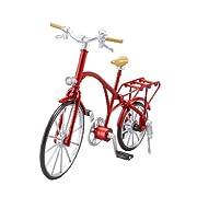 ex:ride ride.002 クラッシック自転車 メタリックレッド