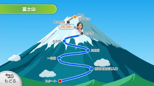 『Wii Fit U バランスWiiボード (シロ) + フィットメーター (ミドリ) セット - Wii U』の9枚目の画像