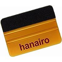 hanairo スキージ (ロングフェルト付き) (ゴールド 1個)