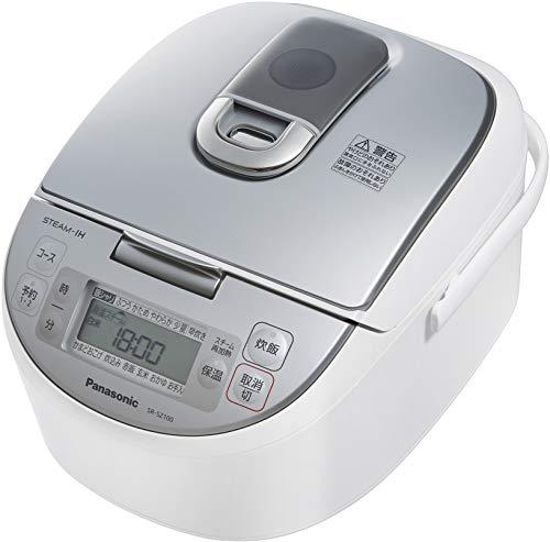 Panasonic (パナソニック) 炊飯器  SR-SZ100-W B07SDDTMZR 1枚目