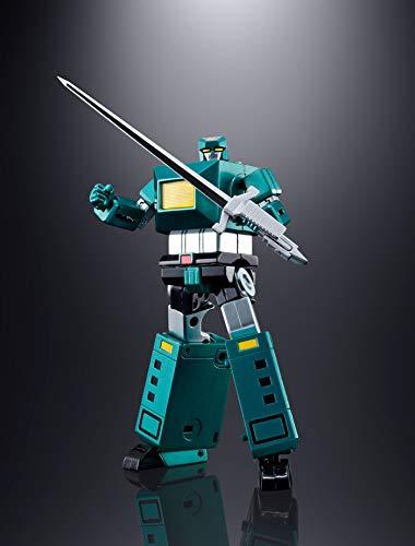 超合金魂 GX-40R 六神合体ゴッドマーズ 約280mm ダイキャスト&ABS&PVC製 塗装済み可動フィギュア