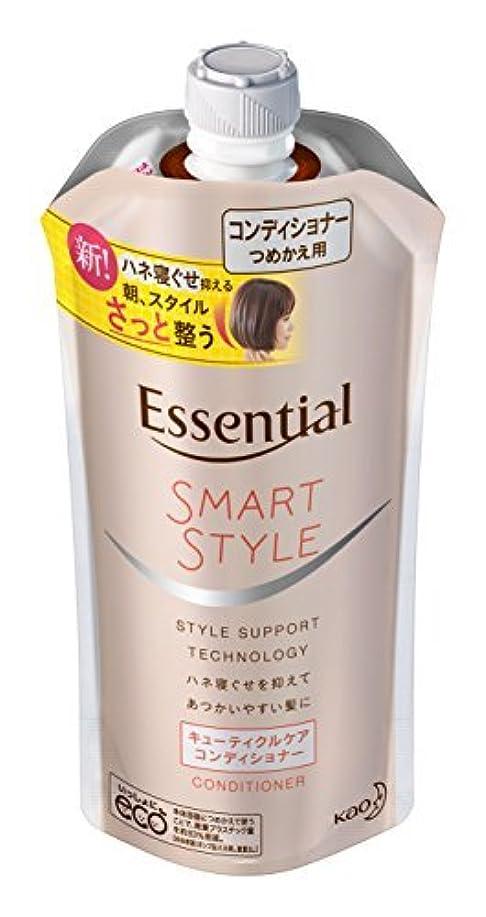 地球細いリップエッセンシャル スマートスタイル コンディショナー つめかえ用 Japan