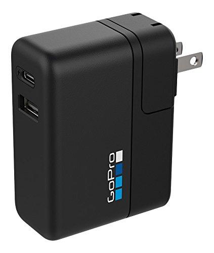 GoPro Supercharger (国際デュアルポート充電器)
