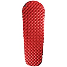 Sea To Summit Comfort Plus Insulated Large Sleep Mat One Size Red