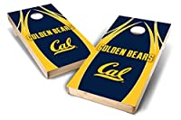 Proline NCAAカレッジ2 ' x 4 ' California Golden Bears Cornholeボードセット – エッジ
