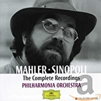 Mahler / Sinopoli: The Complete Recordings Philharmonia Orchestra
