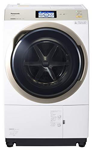 パナソニック ななめドラム洗濯乾燥機 11kg 右開き クリスタルホワイト NA-VX9900R-W