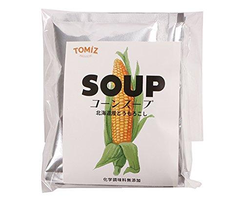 コーンスープ / 20g×4 TOMIZ/cuoca(富澤商店) イタリアンと洋風食材 スープ・シチュー