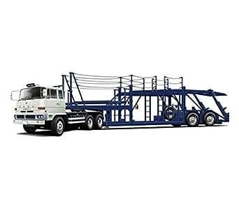 フジミ模型 1/24 トラックシリーズNo.1三菱ふそう FV ハイキャブ トラクタ- トランスポーター