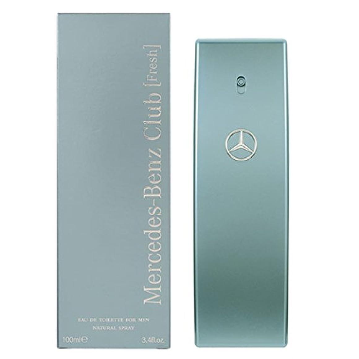 メルセデスベンツ Mercedes Benz クラブフレッシュ EDT SP 100ml