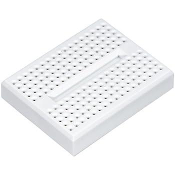 小さいブレッドボード(白)